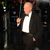 WWW.ENTSIMAGES.COM -  Charles Dance  arriving at    58th BFI LFF - The Imitation Game - opening film at Odeon Leicester Square, London October 8th 2014A biopic of Alan Turing, which opens this year's BFI London Film Festival.                                                    Photo Mobis Photos/OIC 0203 174 1069