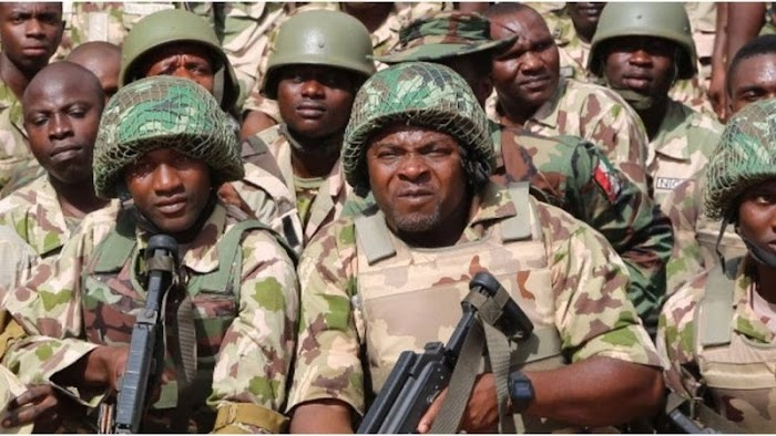 We have not been petitioned over shootings at Lekki – Nigerian Army