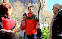 Justin Wood (NYLPI) discusses how waste trasportation affects East Harlem
