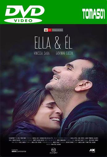 Ella & él (2015) DVDRip