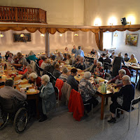 Spotkanie chorych i seniorów