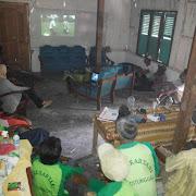 Nobar Kultur tanah SL Sekartani dengan PC Lakpesdam NU Jombang