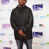 WWW.ENTSIMAGES.COM -     Dee Kartier - Mandem on The Wall    at         Nightrider 2015 - VIP launch party at Grange St Paul's Hotel, London November 4th 2014Charity bike ride launches its 2015 challenge. Main event takes place in June 2015                                               Photo Mobis Photos/OIC 0203 174 1069