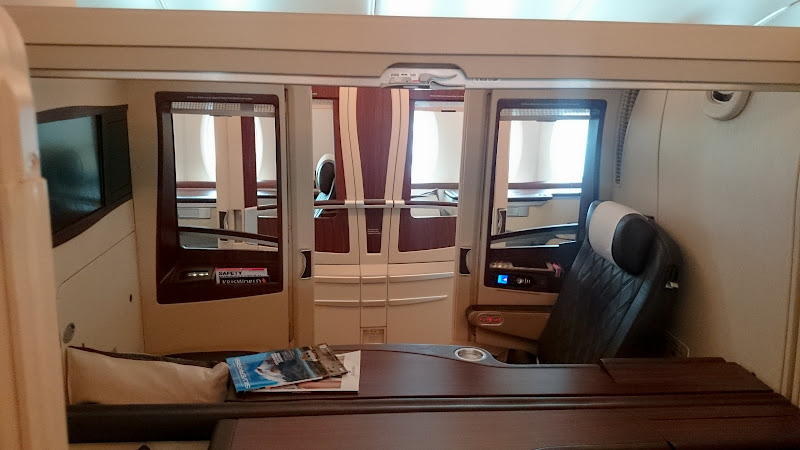 SIN%252520PVG 23 - REVIEW - Singapore Airlines : Suites - Singapore to Shanghai (A380)