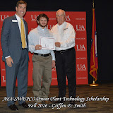 Fall 2016 Scholarship Ceremony - AEP-SWEPCO%2BPower%2BPlant%2BTechnology%2B-%2BGriffen%2BSmith.jpg