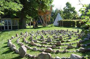 """""""Het kleine Paradijs"""" ceremonie en ritueel"""