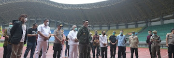 Jawa Barat Akan Melakukan Rapid Test di Beberapa Wilayah, Stadion Patriot Bekasi Jadi Pilihan