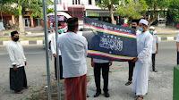 Bendera Partai Gabthat Berkibar di Kota Banda Aceh