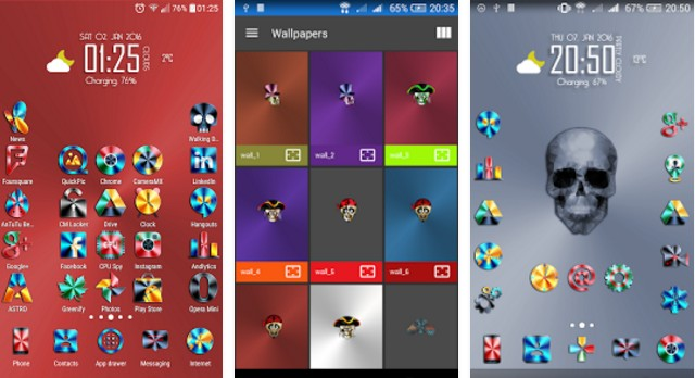 Shine – Icon Pack Apk v1.0 Paid