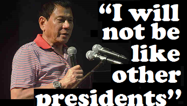 Image of Has Davao City Mayor Rodrigo Duterte Secretly Declared His Presidential Race for 2016 Election?