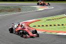 Sebastian Vettel & Kimi Raikkonen, Ferrari SF15-T