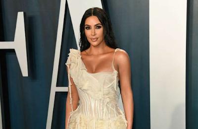Kim Kardashian deseja manter relação civilizada com Kanye West após divórcio
