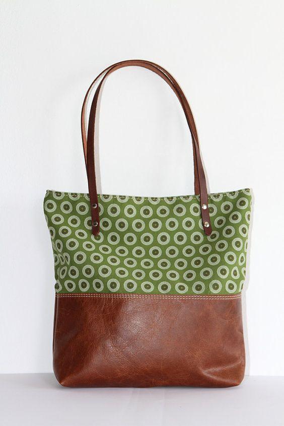 Shweshwe Print Tote Bag For Ladies 2020 3