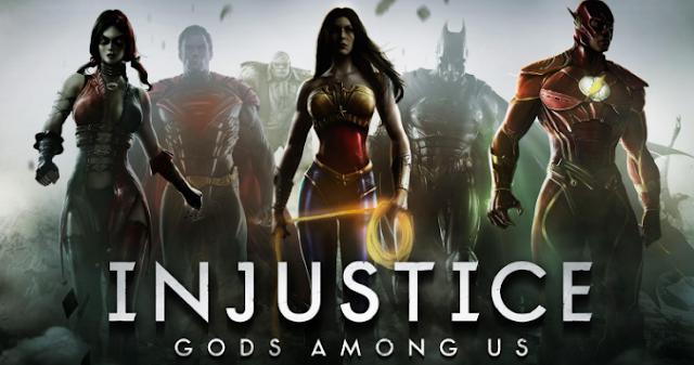 Injustice: Gods Among Us / Dövüş Oyunu