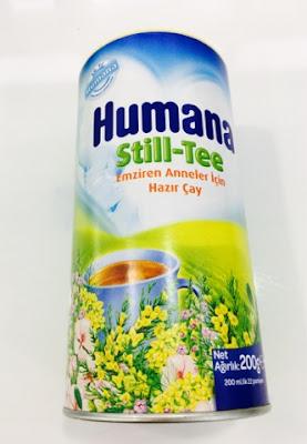 Anne Sütüne Destek Humana Still Tee