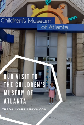 290e4646982f top black mommy mom blogger Children's museum of Atlanta georgia play learn  science black brown girl