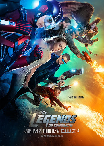 Legends of Tomorrow - Những Huyền Thoại Của Tương Lai