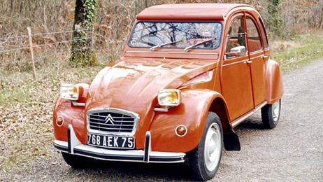 Citroën 1975 2 CV 4