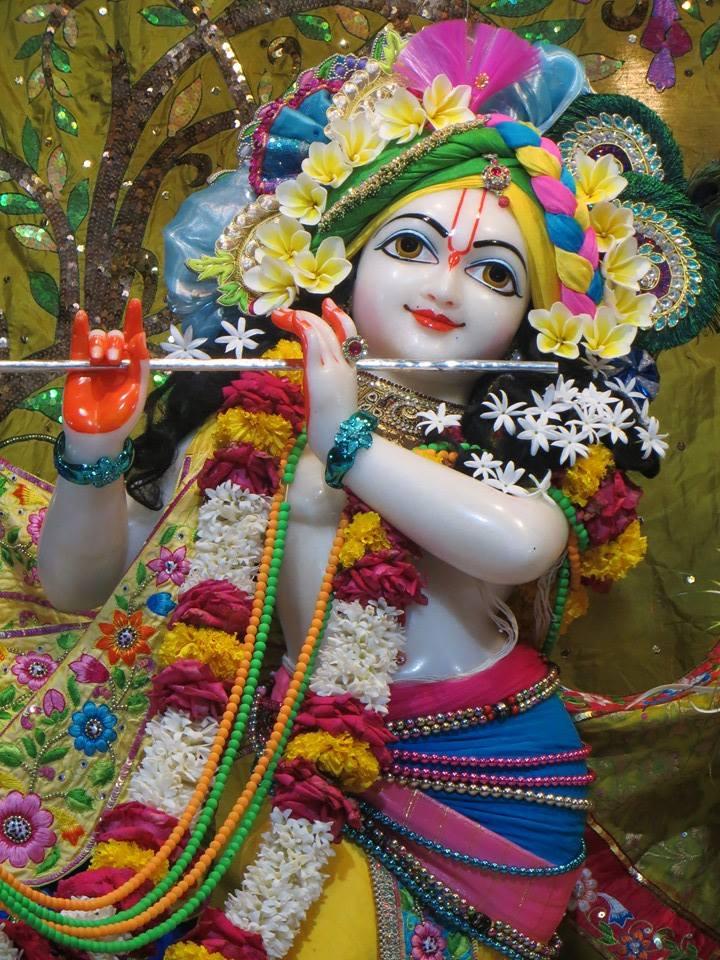 ISKCON Aravade Deity Darshan 09 Mar 2016 (10)