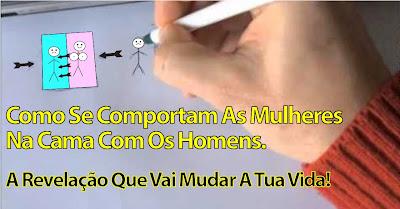 Comportamento das mulheres na cama explicado por Hugo Sousa
