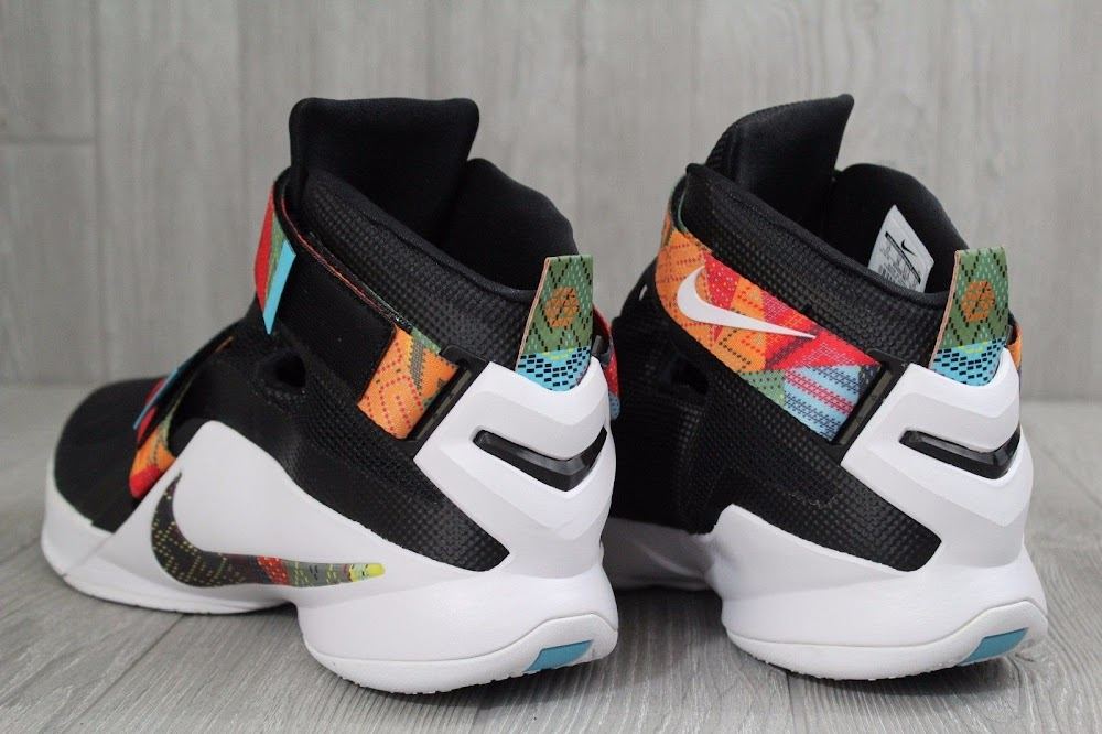 Outlet Nike Lebron 11 Zoom Black History Month BHM