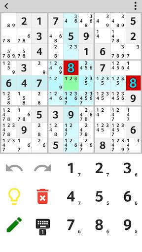 Sudoku Free screenshots 4