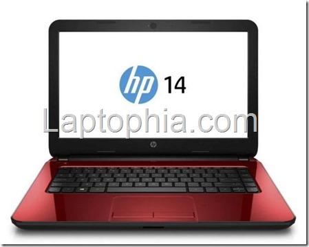 Harga Spesifikasi HP 14-AC150TU