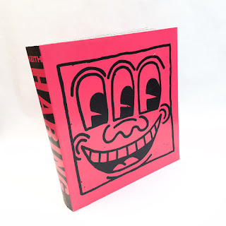 Keith Haring Rizzoli  1st Edition Book