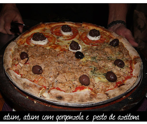 piz4 - Teste de Sabor   La Gloria Pizza Bar