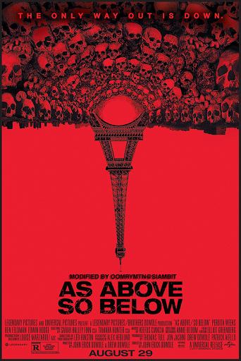 As Above, So Below (2014) แดนหลอนสยองใต้โลก