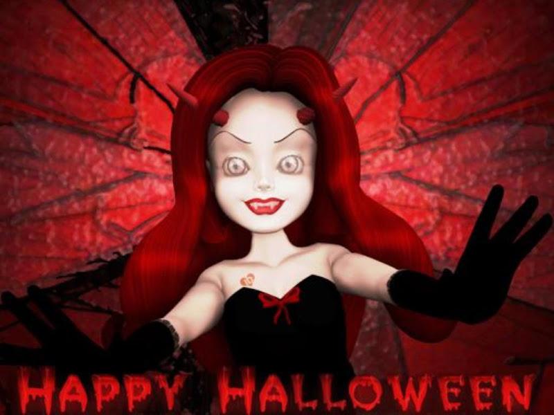 Happy Halloween Witch, Halloween