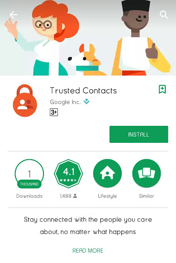 Google Releases  App To Help You Know When Your Loved Ones Are Safe 1