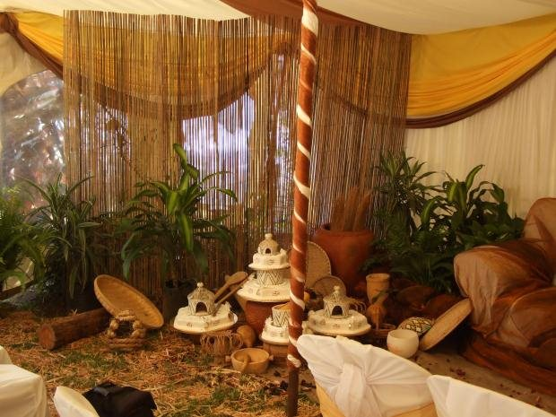 Wedding Decor Ideas Traditional : African traditional wedding decor ideas styles