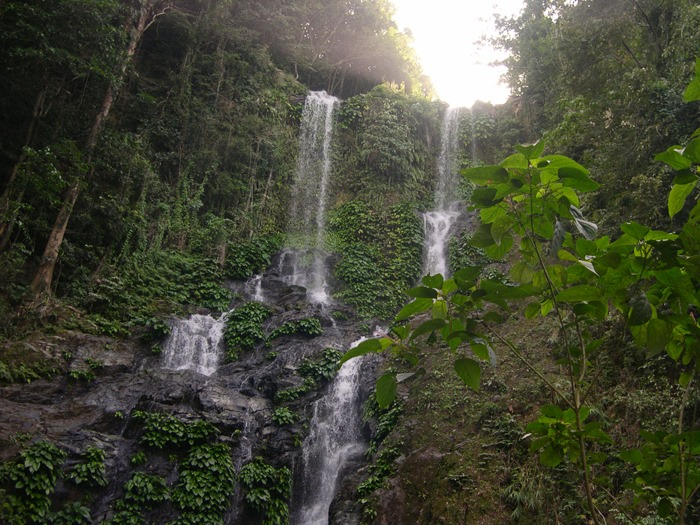 Puerto Galera Waterfalls