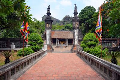Temple of Đinh Tiên Hoàng