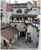 Внутри замка Бран. Румыния. Фото Н.Косарева
