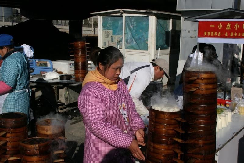 Chinese dumplings baozi