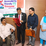 Launching of Accessibility Friendly Telangana, Hyderabad Chapter - DSC_1205.JPG