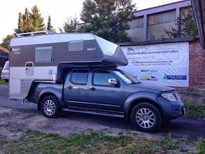 Photo: Diese 2013er Nordstar Camp 6 S ist nun auf einem Nissan Navara Doka V6 unterwegs.  Infos zur aktuellen Nordstar Camp 6 S finden Sie hier: http://www.nordstar.de/nordstar-modelle/camp-6-s/index.html