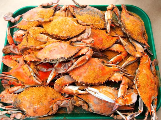 Maryland: Crab