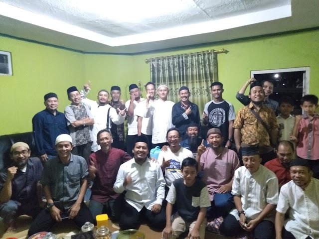 Halal bihalal keluarga besar Tim Bersih-bersih Masjid Magelang 1440 H