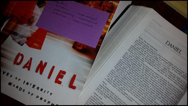 blog Daniel