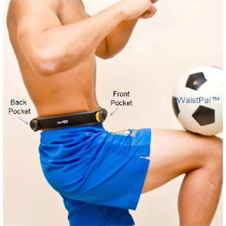 carry athletic waist band for autoinjectors