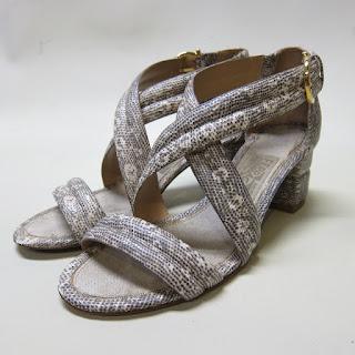 Salvatore Ferragamo Kitten Sandals