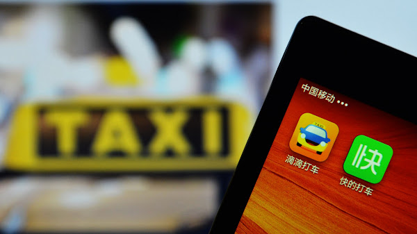 Didi-Kuaidi, la Competencia directa de Uber en China