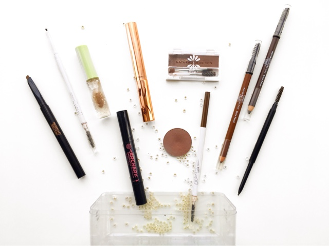 makeup collection series brow products