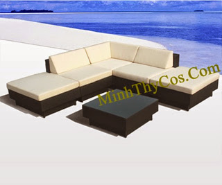 Rattan Sofa Set-MT137