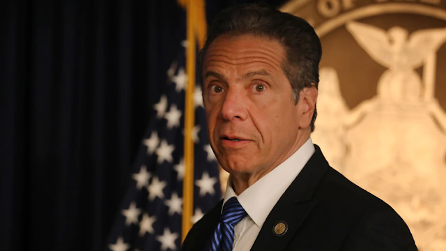 After Blowback Erupts, Cuomo Reveals He Canceled Thanksgiving Dinner With Mother