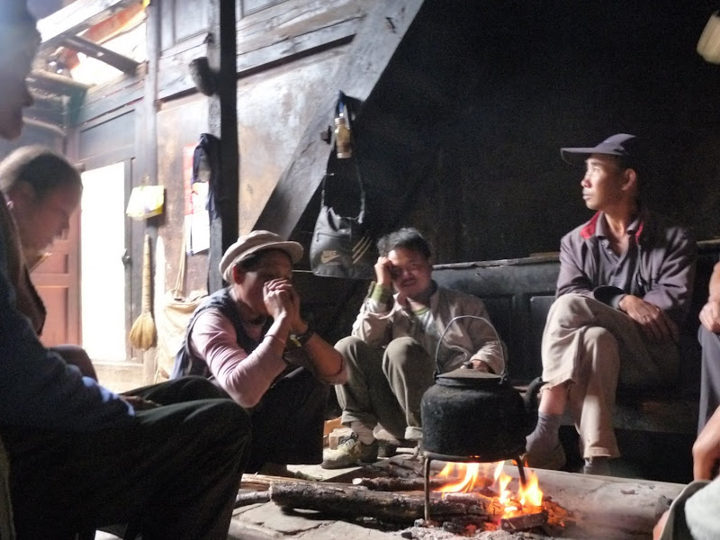 Chine . Yunnan.SHA XI 2 et retour à Lijiang - P1250317.JPG