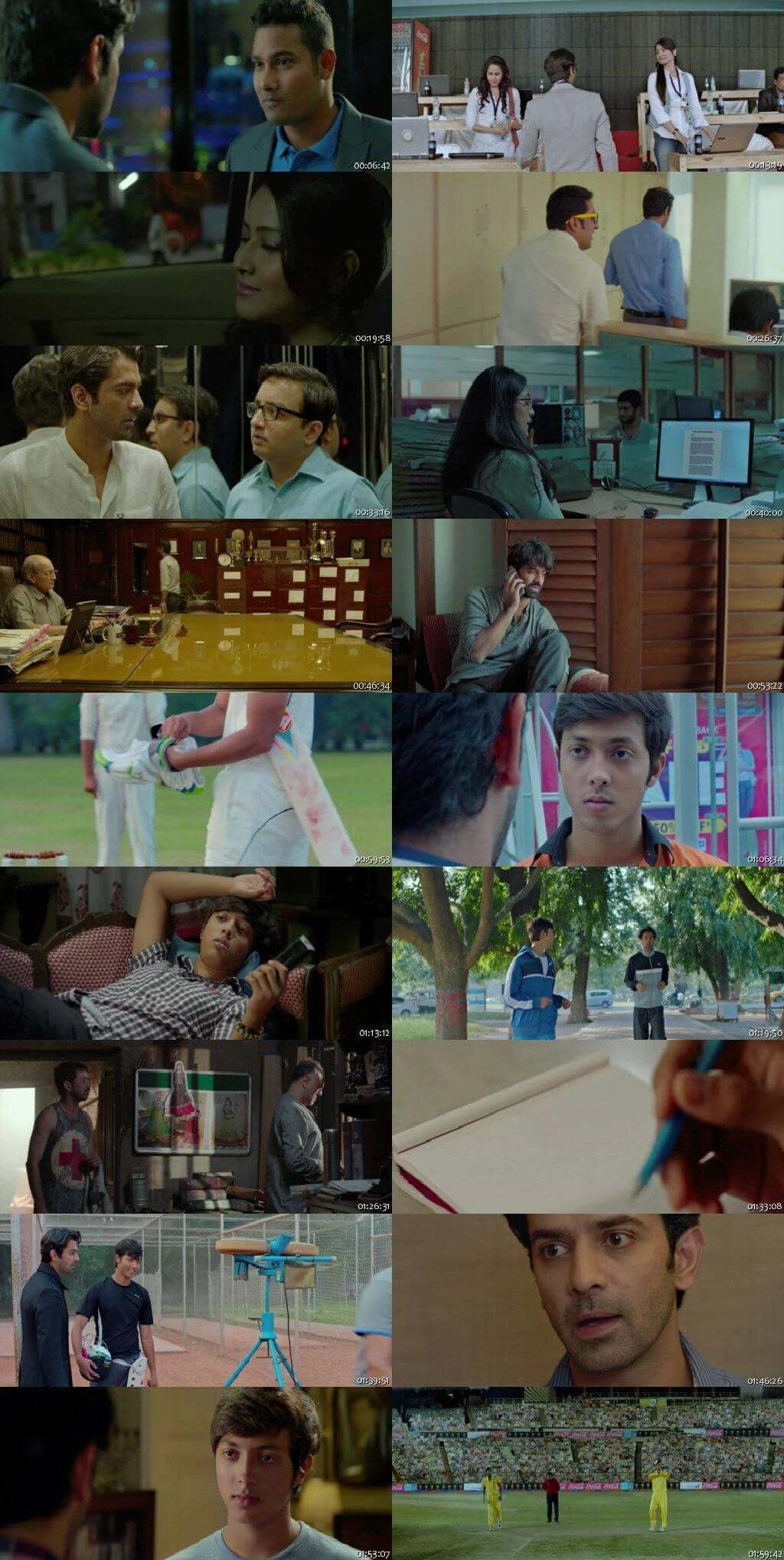 Screen Shot Of 22 Yards 2019 300MB HDRip 480P Full Hindi Movie Watch Online Free Download